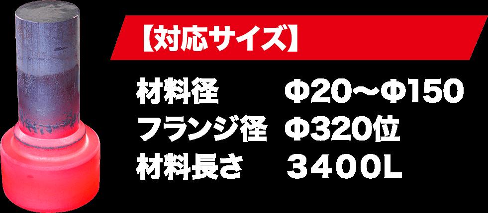 【対応サイズ】
